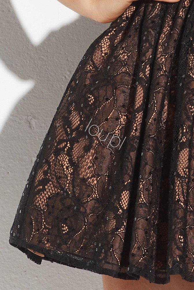 00f824ec5ff0 MARIELLE - BLACK LACE DRESS     Tytuł sklepu zmienisz w dziale ...