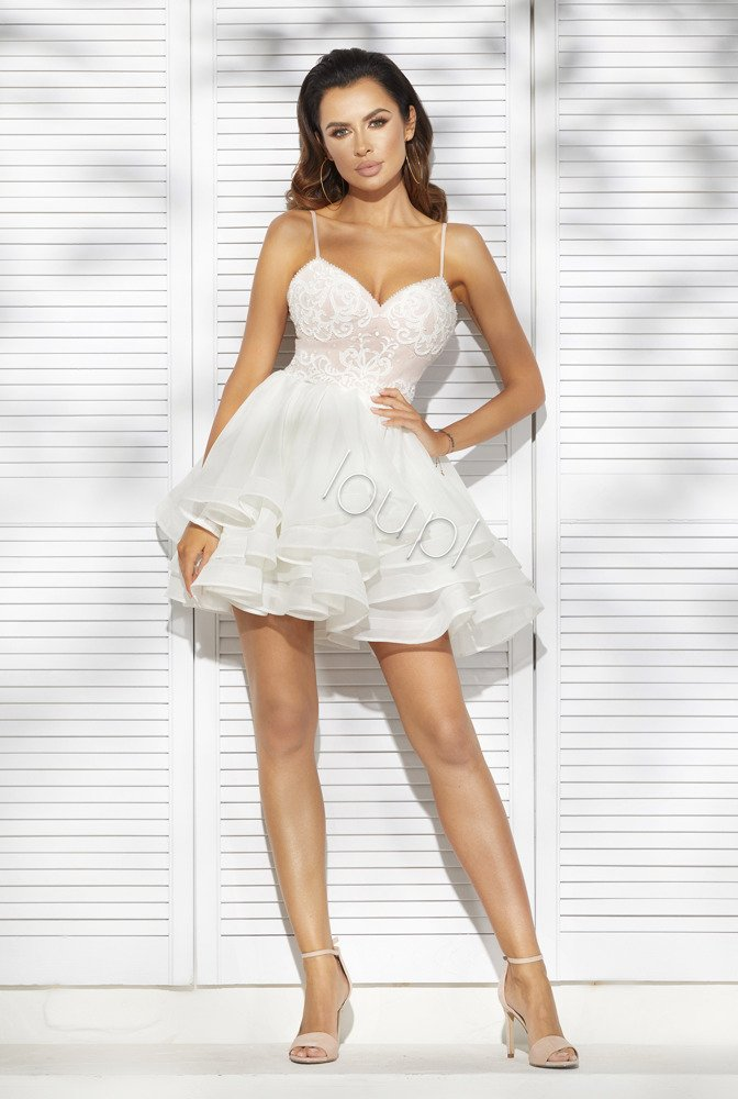 RILLA - CREAM PINK DRESS | NEWS DRESSES \\ COCKTAIL DRESSES \\ ALL ...