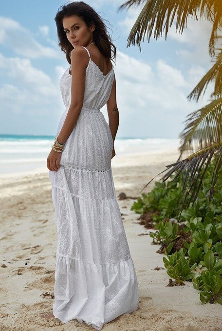 Bueno - A maxi-length dress with straps