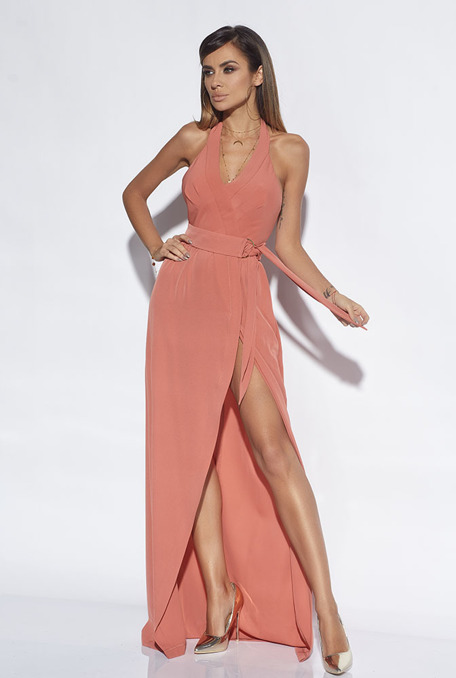 CATALINA - FOXY COLOUR GOWN
