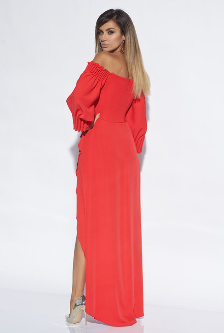 GRETA - RED GOWN