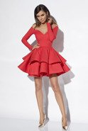 VALENTINE - FERN RED DRESS